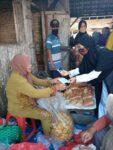 Cegah Covid19, Keluarga Besar Muhammadiyah Sale Bagikan Hand Sanitizer dan Masker